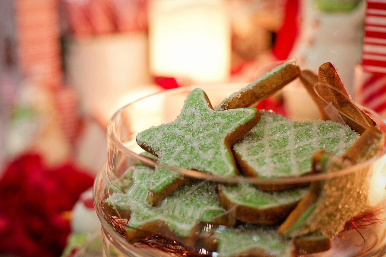 Biscotti natalizi fit