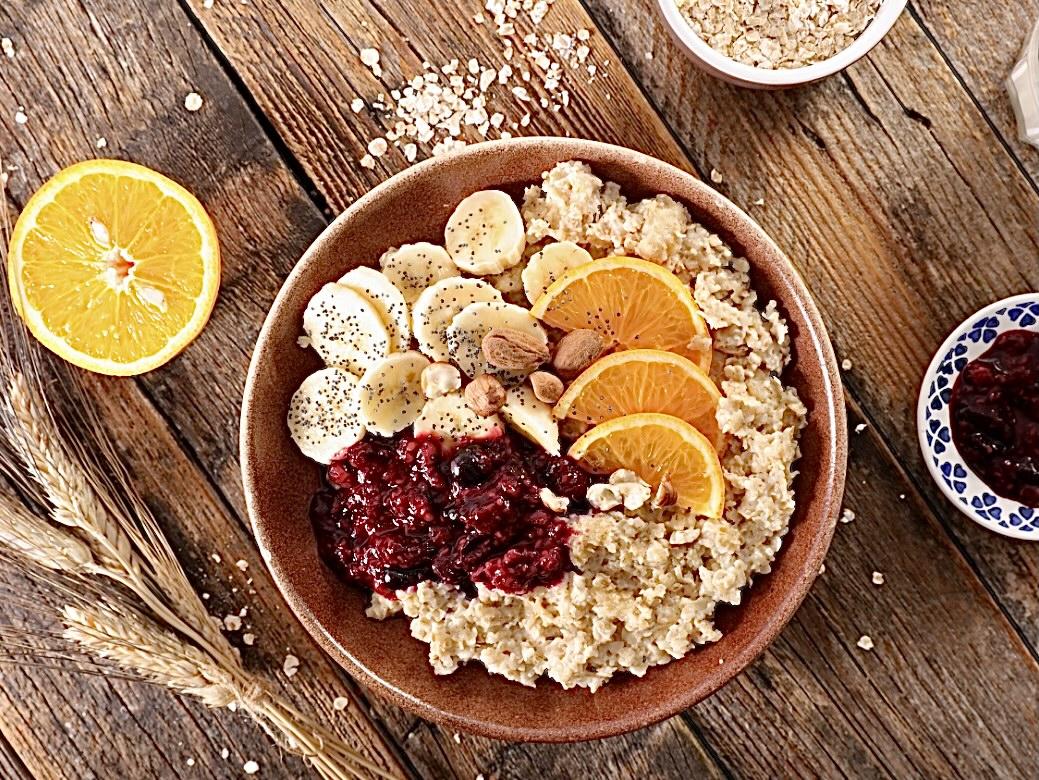 Porridge super fit